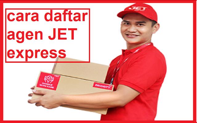 cara daftar jet express