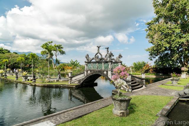 Palais d'eau de Tirtagangga - Bali