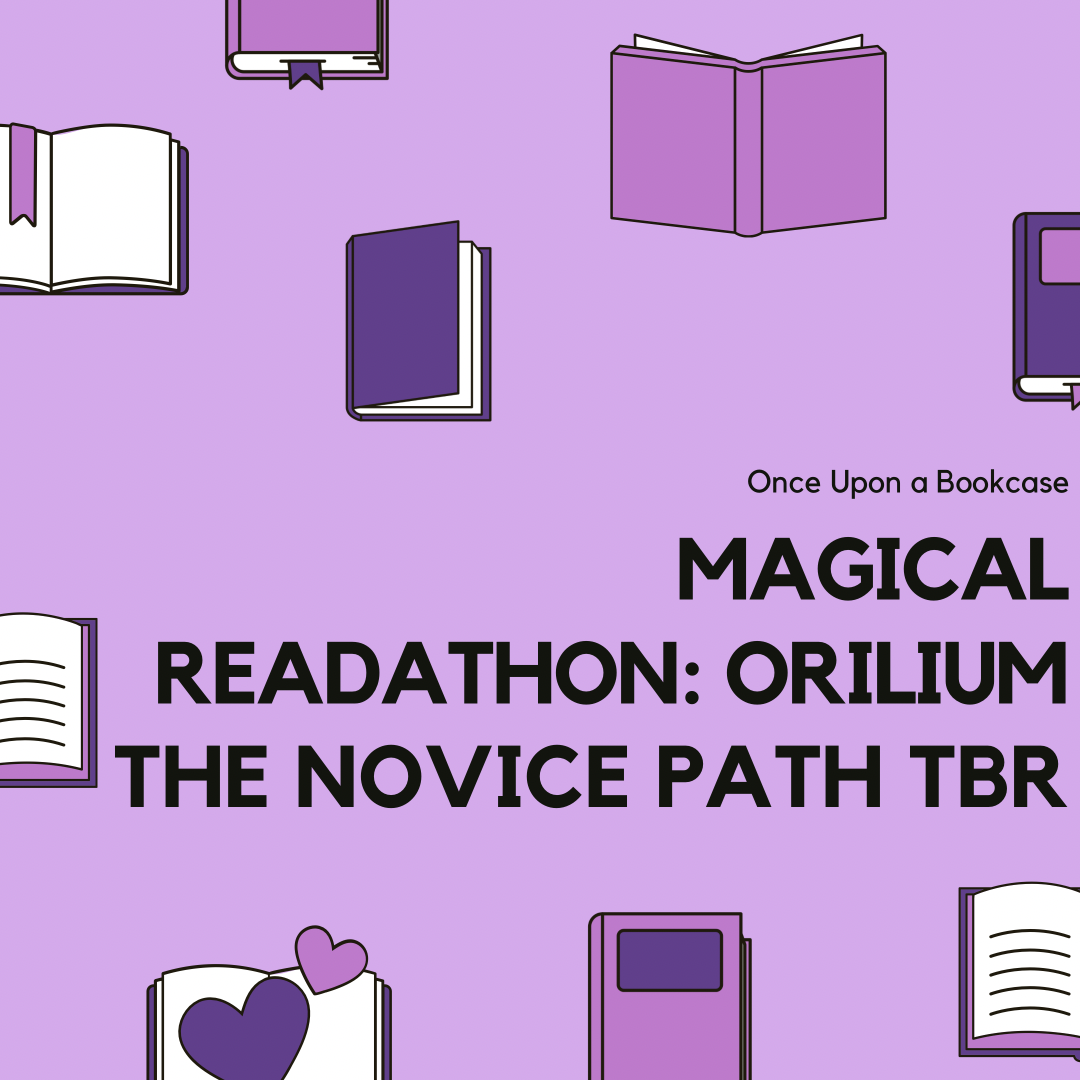 Magical Readathon: Orilium - The Novice Path TBR