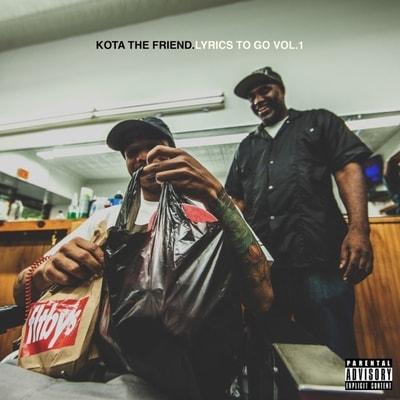 Kota the Friend - Lyrics to Go, Vol. 1 (2020) - Album Download, Itunes Cover, Official Cover, Album CD Cover Art, Tracklist, 320KBPS, Zip album
