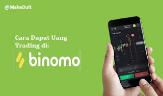 Cara Menghasilkan Uang dari Trading Binomo