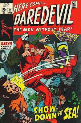 Daredevil #60, Crime Wave