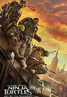 Ninja Rùa 2: Đập Tan Bóng Tối