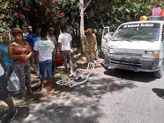Polo: Una persona muerta y otro herido en accidente de tránsito