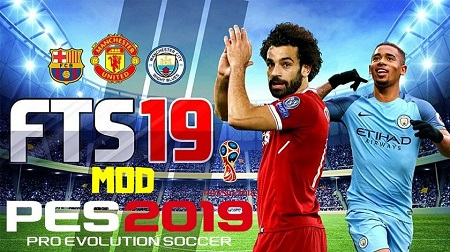 Pes 2019 apk data | PES 2019 Pro Evolution Soccer v2 9 0 Apk+Obb