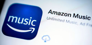 برنامج, أمازون, لتشغيل, الموسيقى, والصوتيات, والاستماع, إليها, على, السحابة, Amazon ,Music
