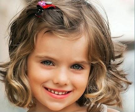 Model Rambut Untuk Si Kecil Yang Cantik Pkhairdetangler