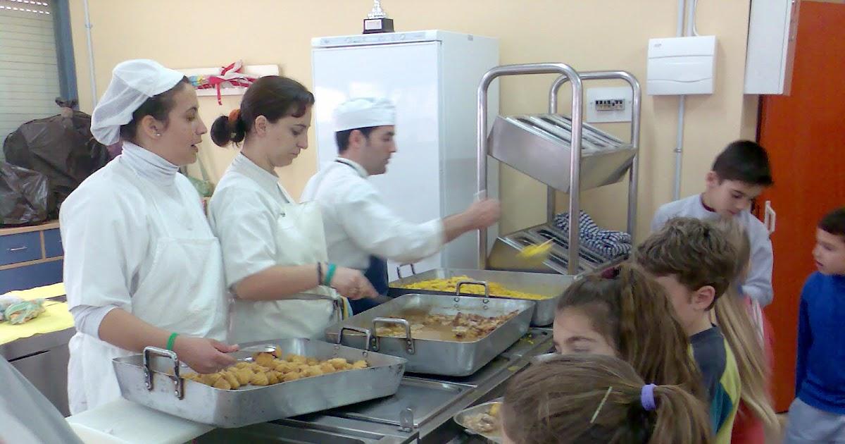 Se Busca Personal De Cocina Para Comedor Escolar Con O Sin