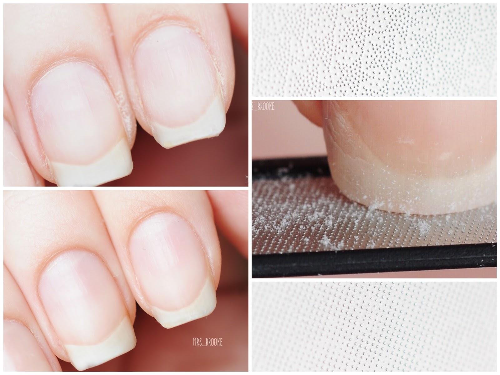 Пилочка для ногтей с эффектом запаивания