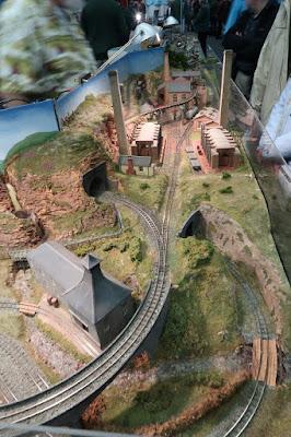 Aslolat model railway exhibition