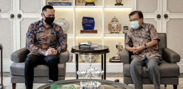 JK: Saya Yakin Pak Jokowi Tidak Mau Melibatkan Diri, Ini Cuma Perbuatan Moeldoko