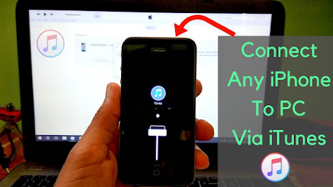 How to Connect iPhone to PC