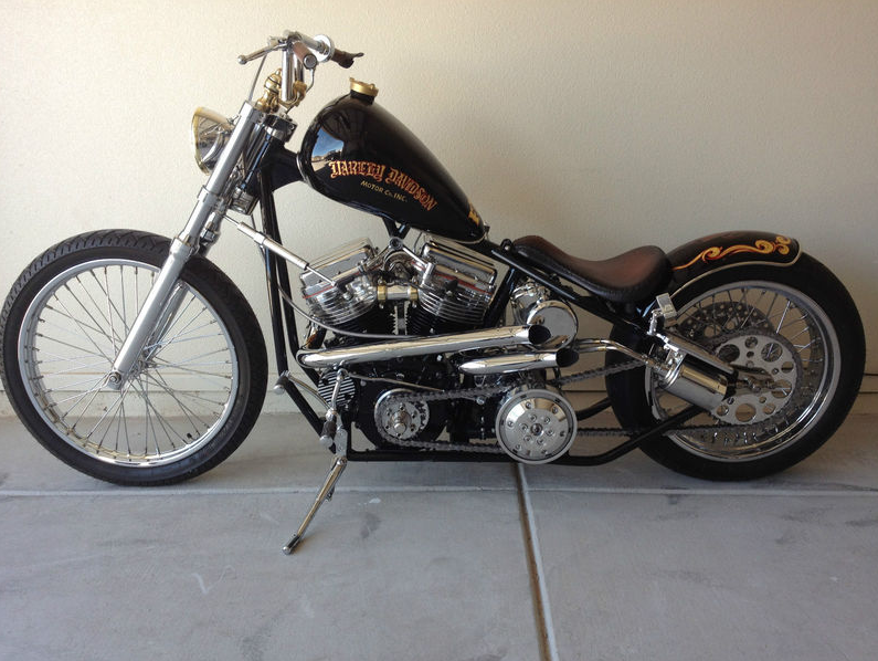 Knucklehead Harley Davidson Parts Ebay