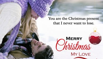 Christmas Love Quotes Messages
