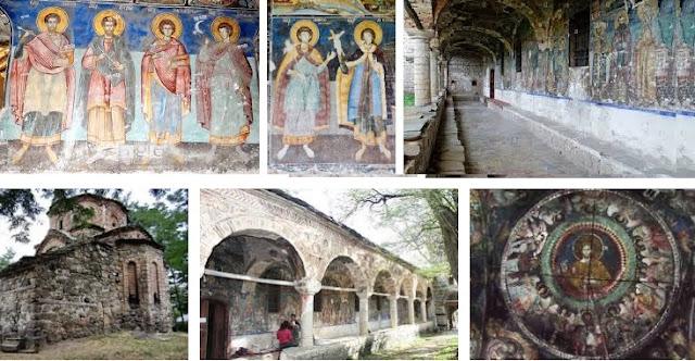 Voskopoja Churche