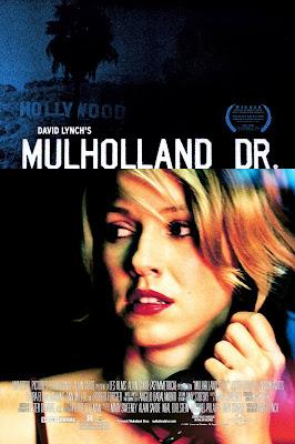 Póster Película Mulholland Drive