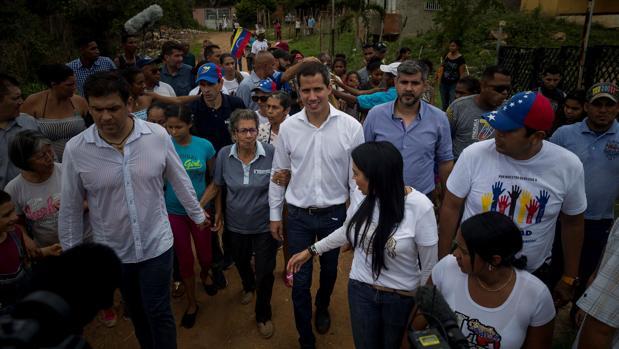 «Los Dividivi» discrepan hasta en la forma de echar a Maduro