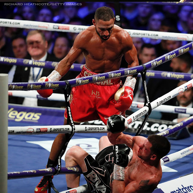 Kell Brook def Mark DeLuca