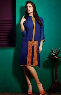 colorful tunics