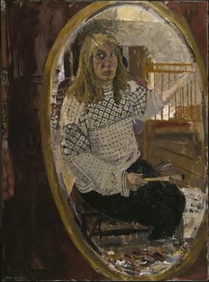 Self-Portrait (1958), Jean Cooke