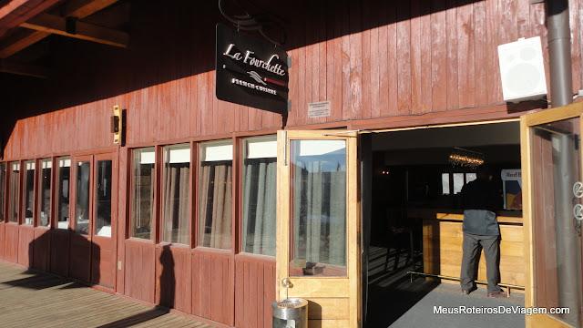 Restaurante La Fourchette - Valle Nevado