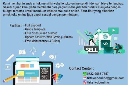 Jasa Pembuatan Website dan Toko Online Purworejo