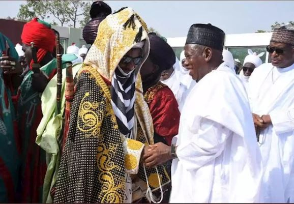 Breaking News: Billionaire, Dangote And Fayemi Broker Peace Between Ganduje And Sanusi