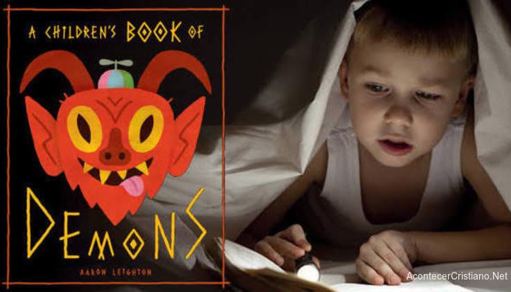 Libro de demonios para niños