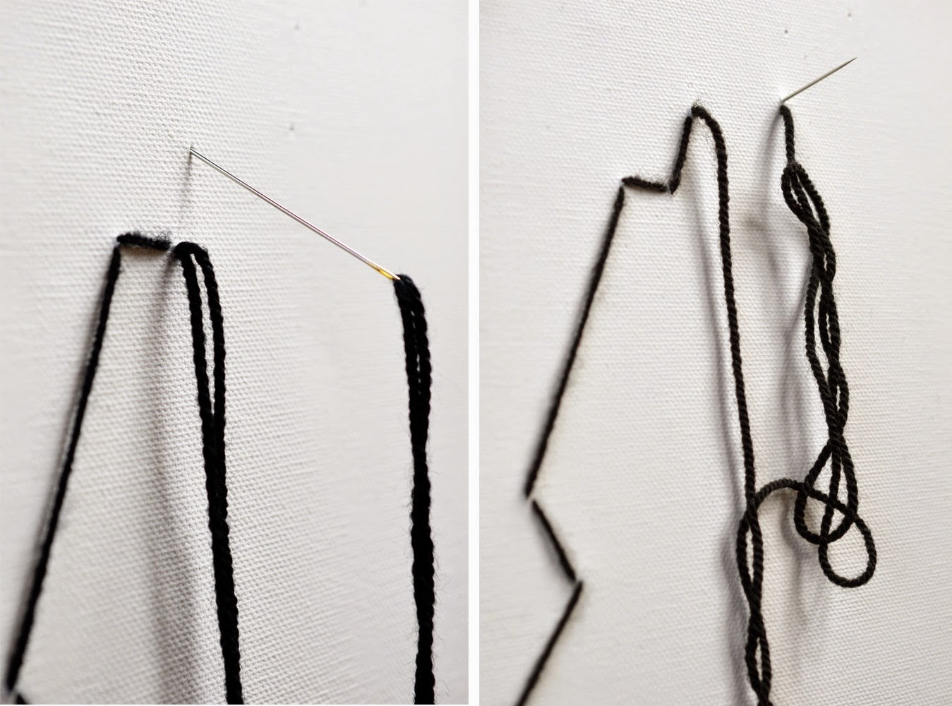 DIY Geometric String Art | Motte's Blog
