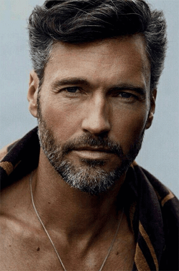 Top 10 Coolest Salt Pepper Beard Styles In 2019