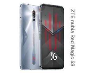 مواصفات زد تي إي نوبيا ريد ماجيك ZTE nubia Red Magic 5S - سعر موبايل زد تي إي نوبيا ريد ماجيك ZTE nubia Red Magic 5S