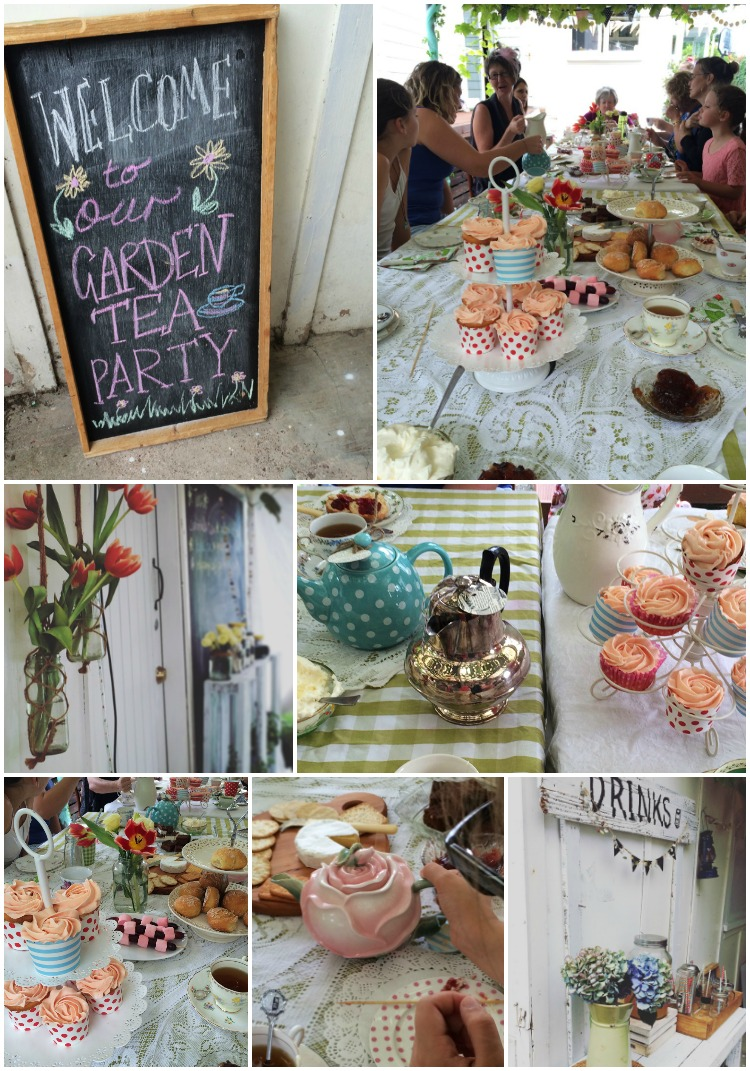 Fundraising Idea - Host a high tea and sell tickets to your friends and family