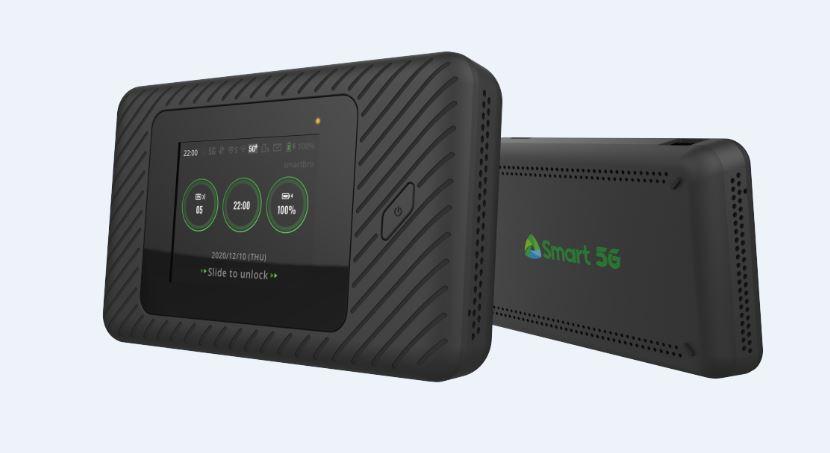5G Rocket Wifi device