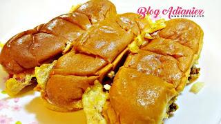 Resepi Roti John Mudah & Sedap