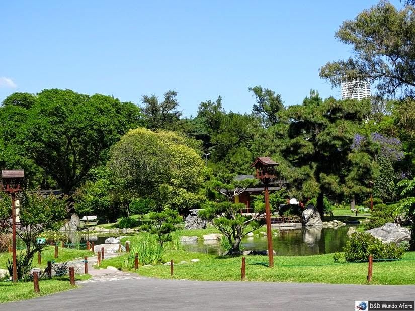 Buenos Aires (Argentina) - Jardim Japonês