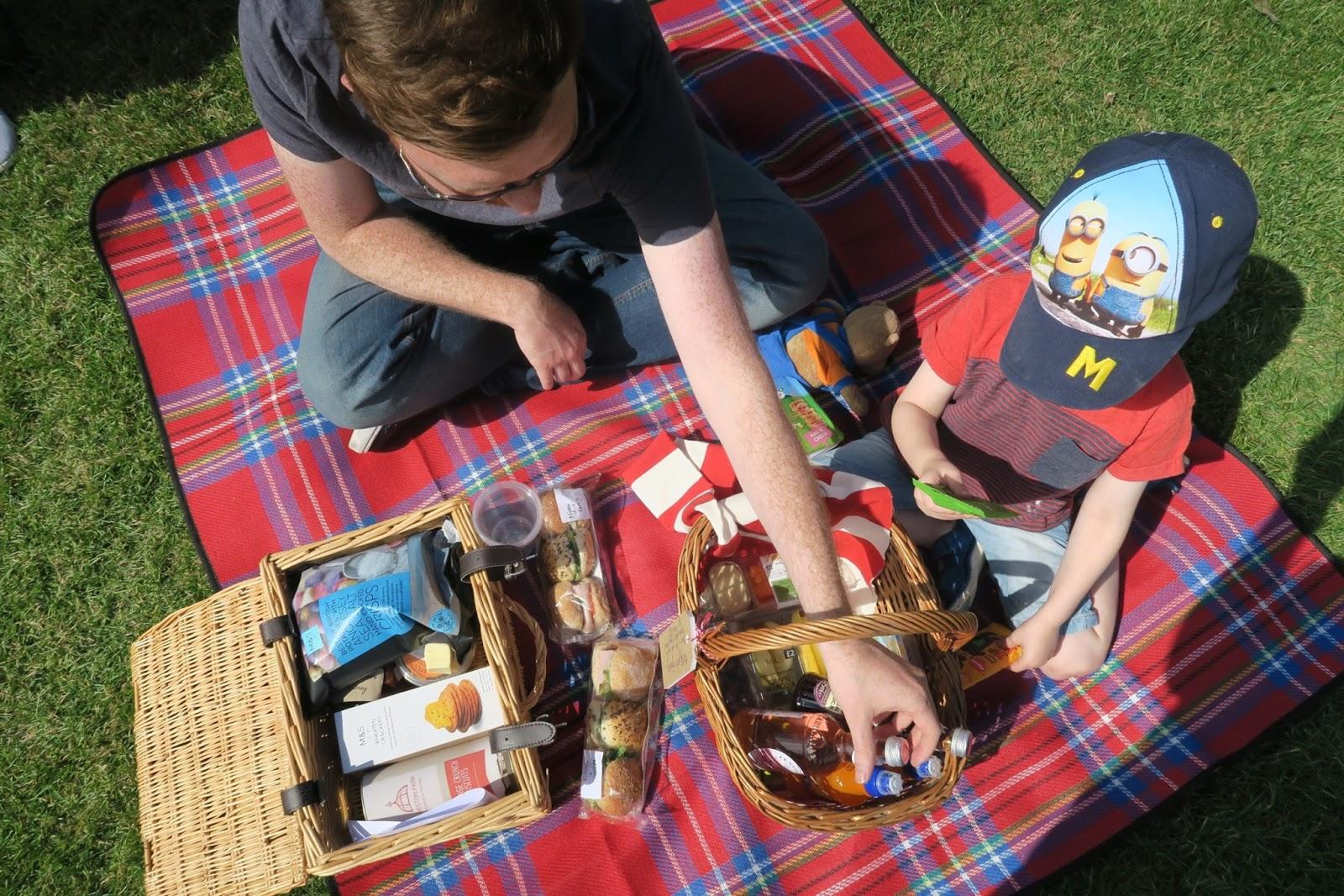 Preston Park Museum | Teddy Bears Picnic - A Review - family picnic