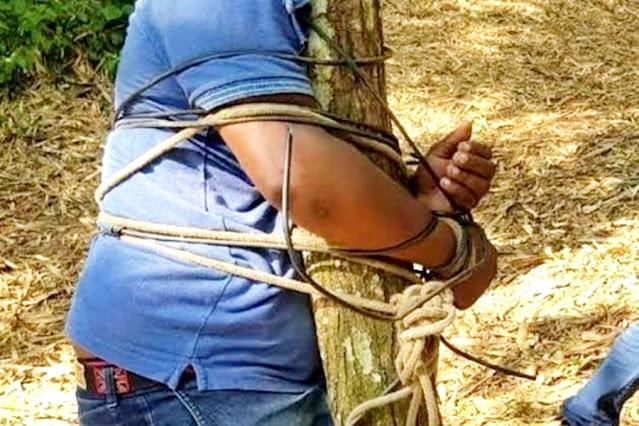Homem é sequestrado por bandidos durante roubo de caminhonete na capital