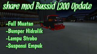 mod L300 Bussid