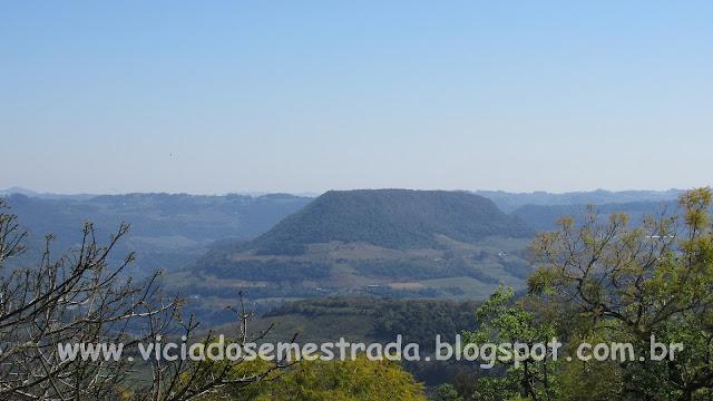 Bela paisagem no interior de Bento Gonçalves, Serra Gaúcha