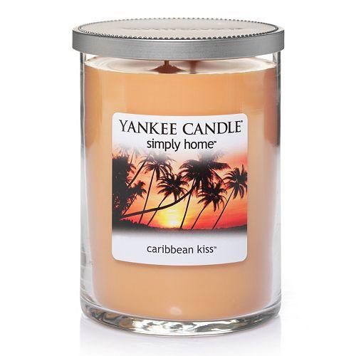 avis Caribbean Kiss de Yankee Candle, blog bougie, blog parfum, blog beauté