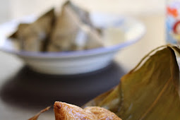 """Bak Chang"" (Glutinous Rice Dumpling with Meat)"