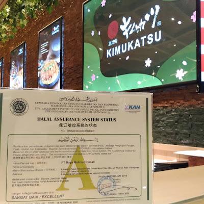 Kimukatsu, Resto Katsu Halal di Jogja