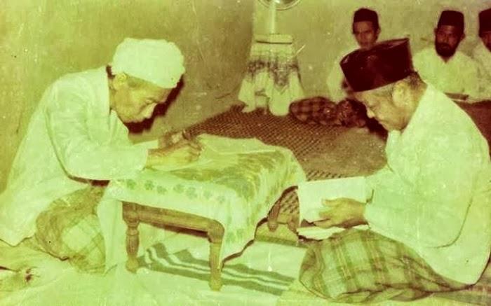 Kiai Arwani Amin Kudus Jadi Rebutan Bidadari