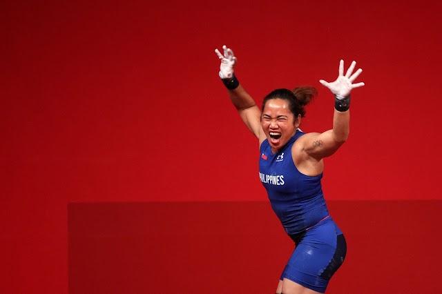 Πρόσωπα Ο.Α.: Η Diaz πήρε το πρώτο χρυσό μετάλλιο για τις Φιλιππίνες και έλαβε 560.000 ευρώ και ένα σπίτι