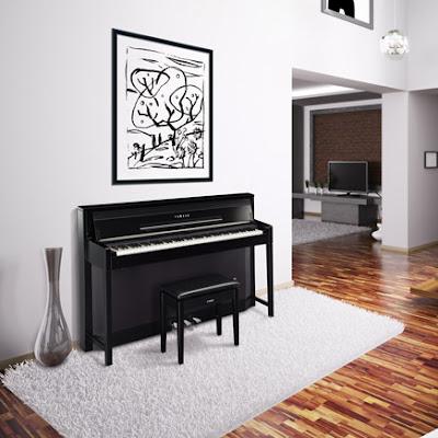 Đàn piano điện Yamaha CLP S408