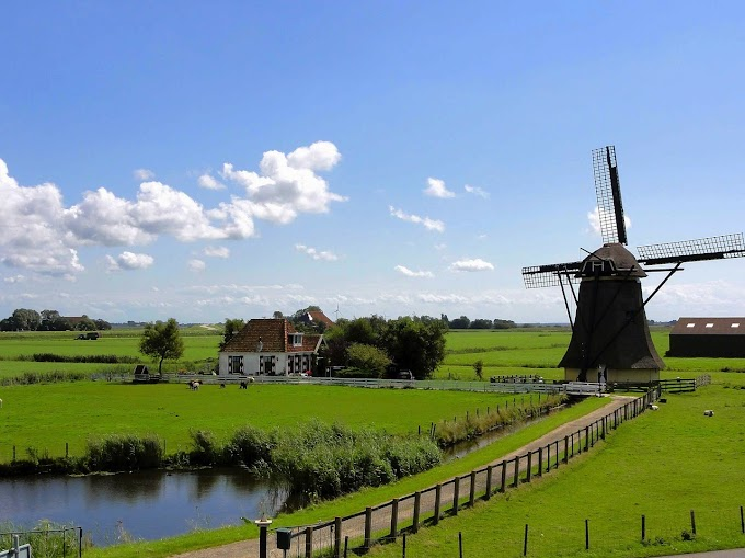 NETHERLANDS: Between Water and Land.