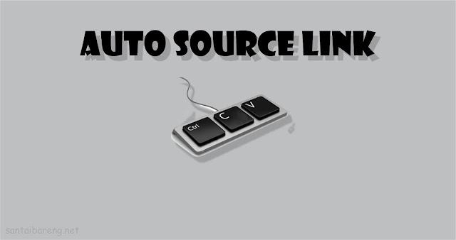 Membuat Sumber Link Otomatis