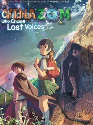 Phim hoạt hình Nhật Bản - tiếng hát dưới lòng đất