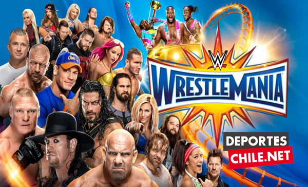 Ver stream hd youtube facebook movil android ios iphone table ipad windows mac linux resultado en vivo, online: WrestleMania 33