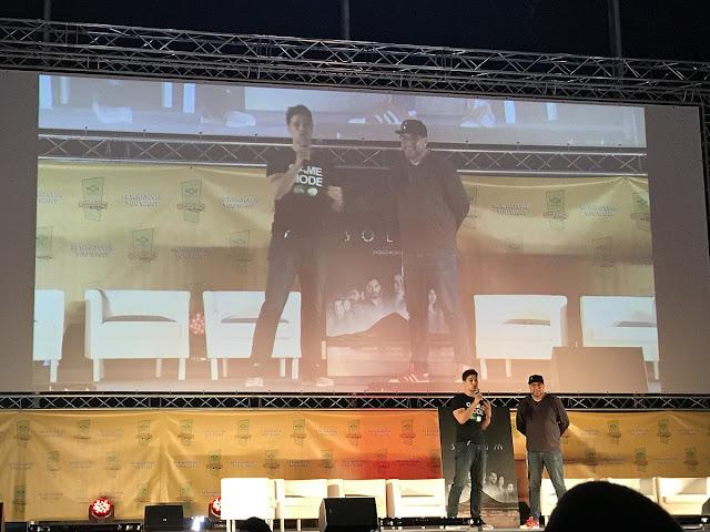 Comic Con Portugal 2018, filme SOLUM